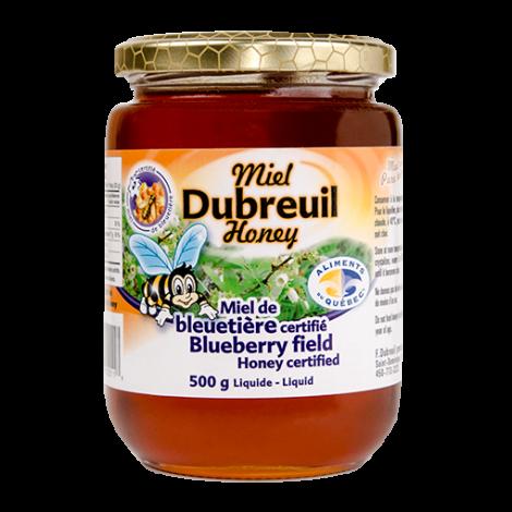 Miel de bleuetière